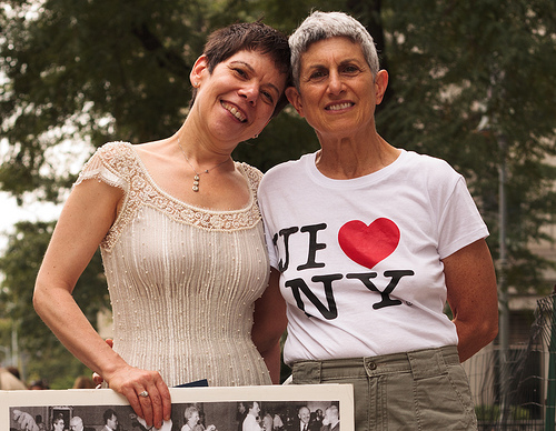 Gay Marriages NYC