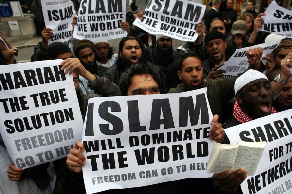 Islamic domination our greatest enemy