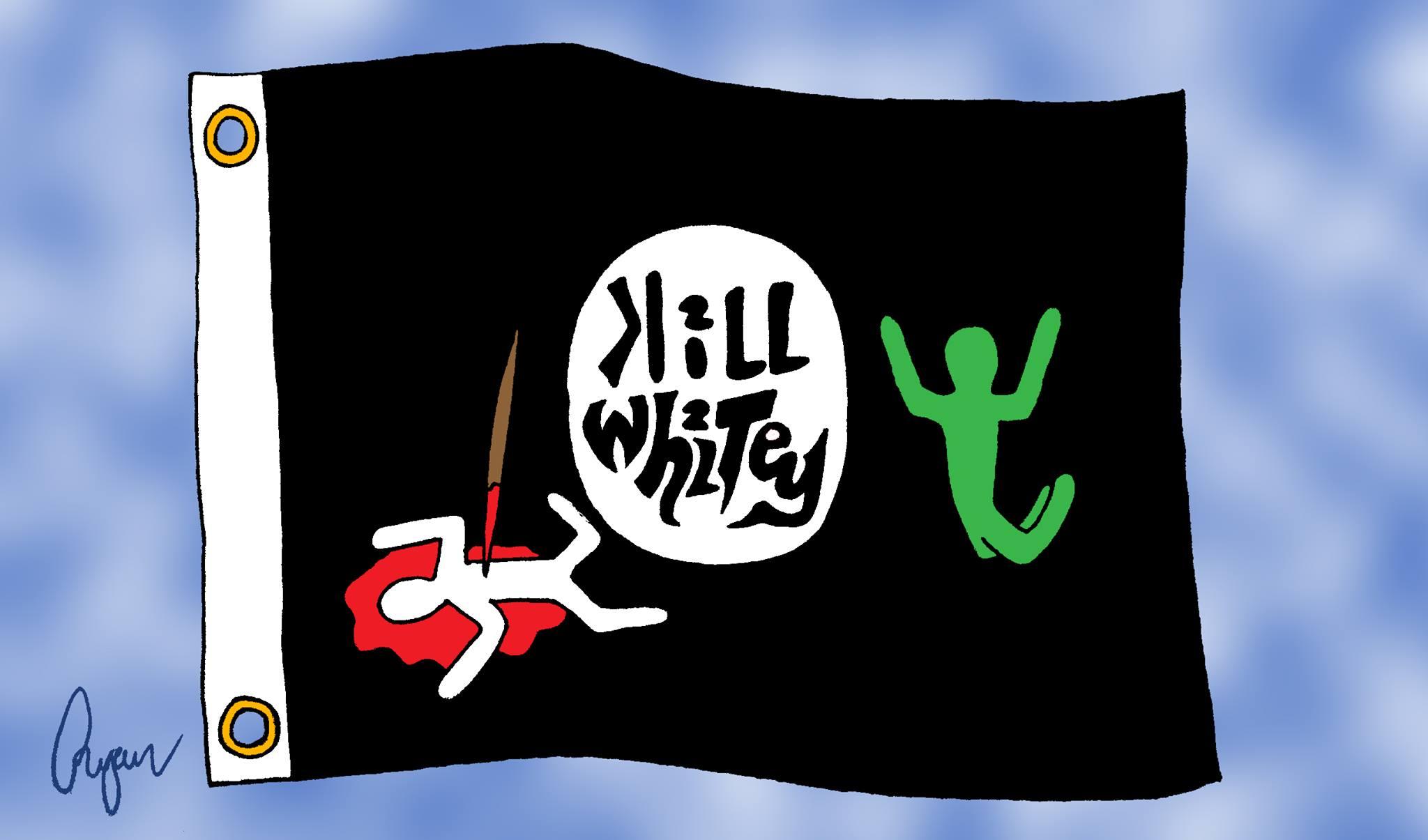 Flag by Ryan Fletcher.