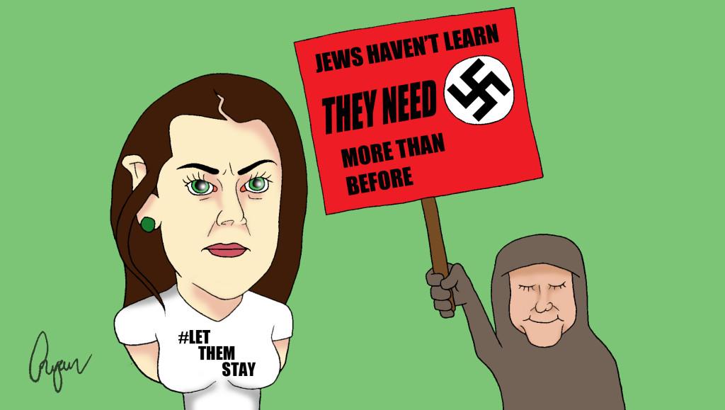 Sadly this is no joke! Cartoon by Ryan Fletcher