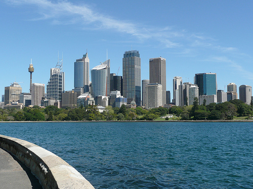 5284215473_99b222df5e_Sydney-cbd