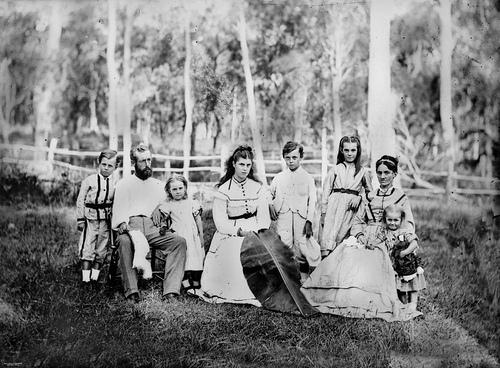 Australian settlers photo