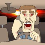 Grumpy Motorist