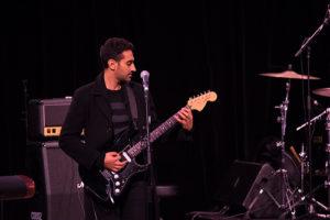 He plays guitar so Muslims must be cool.