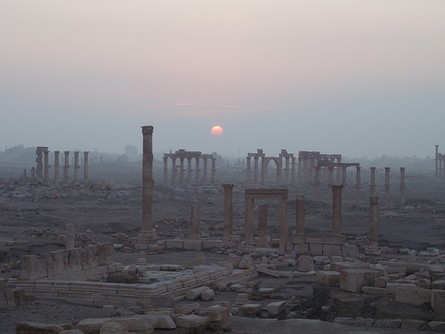 Syrian civil war photo