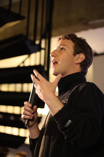 Mark Zuckerberg photo