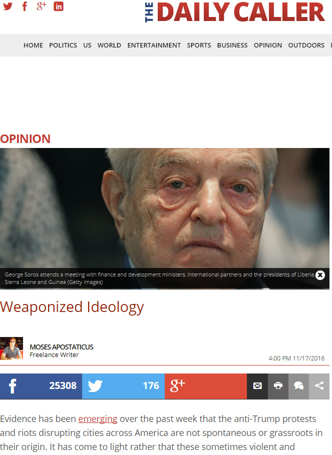 weaponized ideology soros