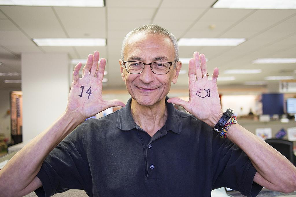 John Podesta pedophile