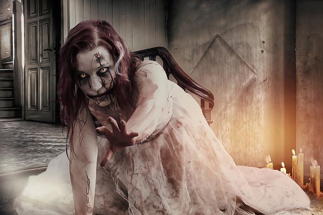 Zombie photo