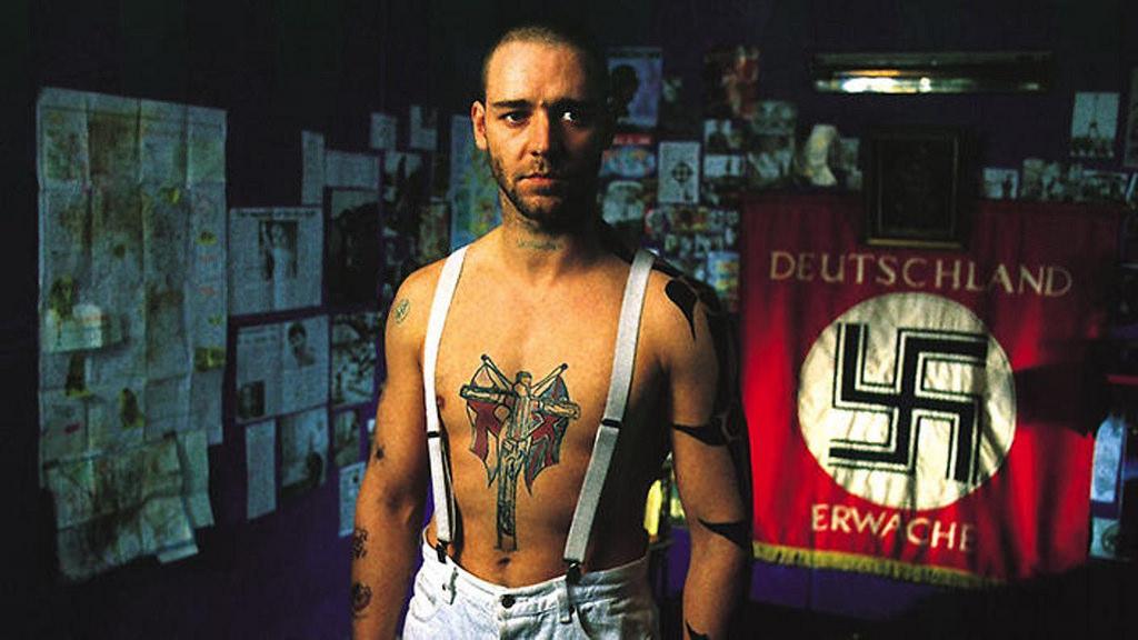Kiwi Nazi Russell Crowe