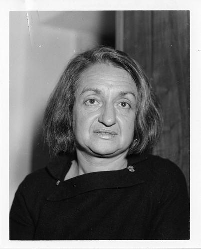 Betty Friedan photo