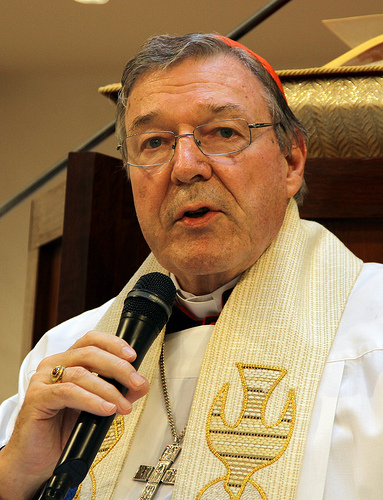 George pell photo