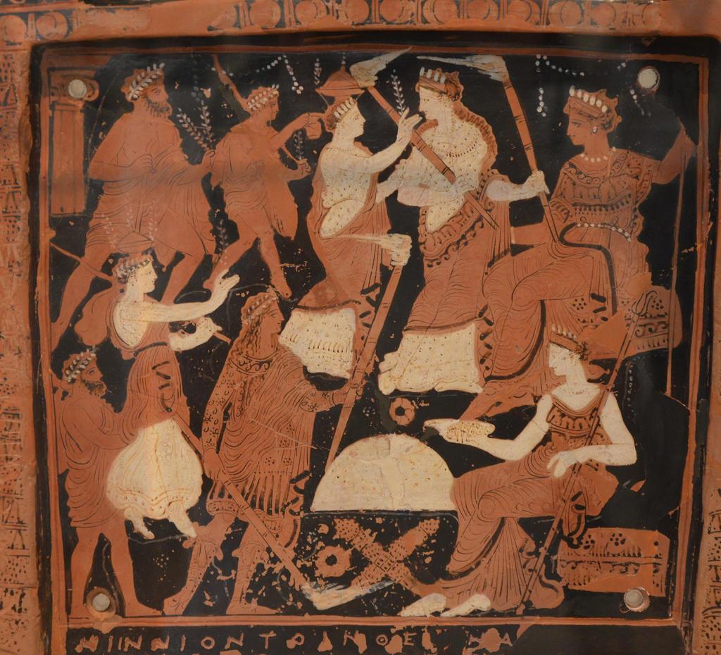 Eleusinian Mysteries