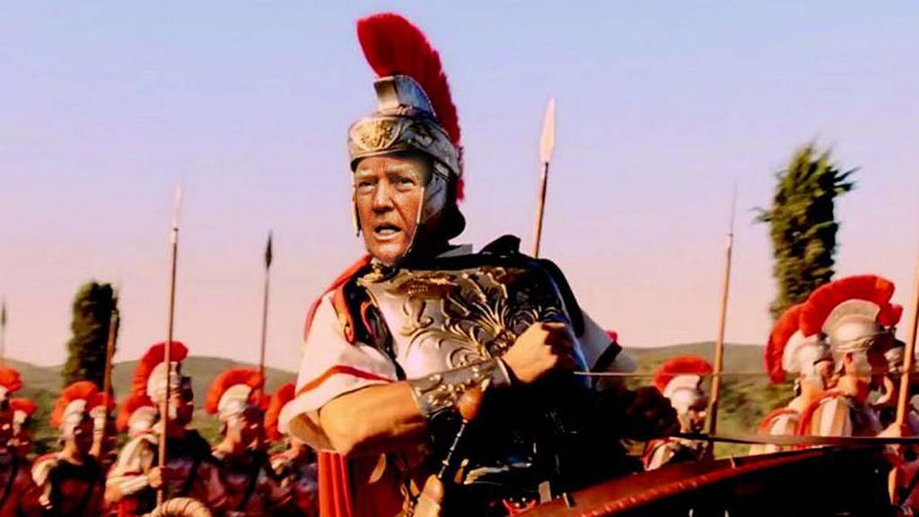 Legionary Trump