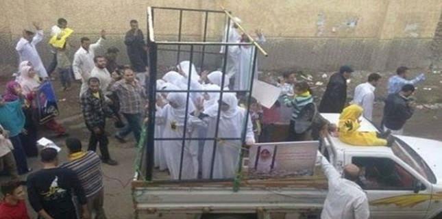 ISIS slave transport
