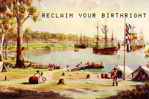 Reclaim your birthright