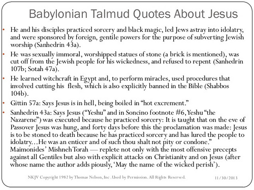 Babylonian Talmud quotes